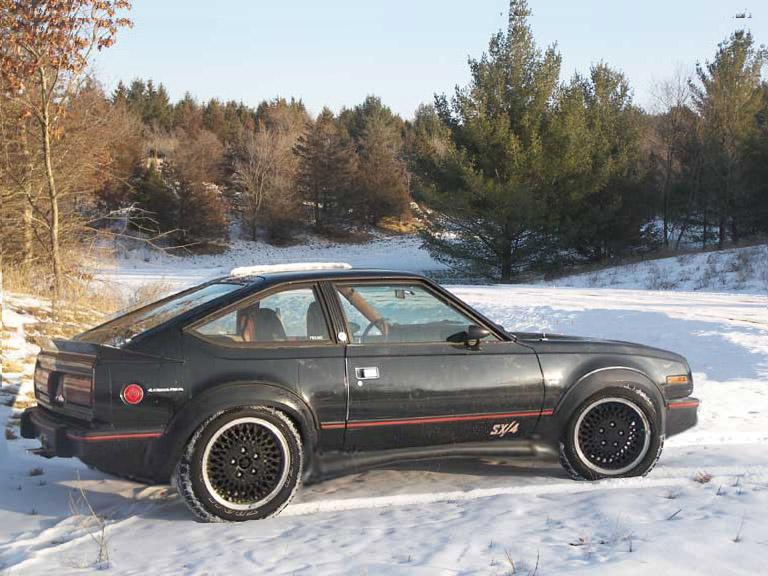 Amc Sx4 For Sale Autos Post